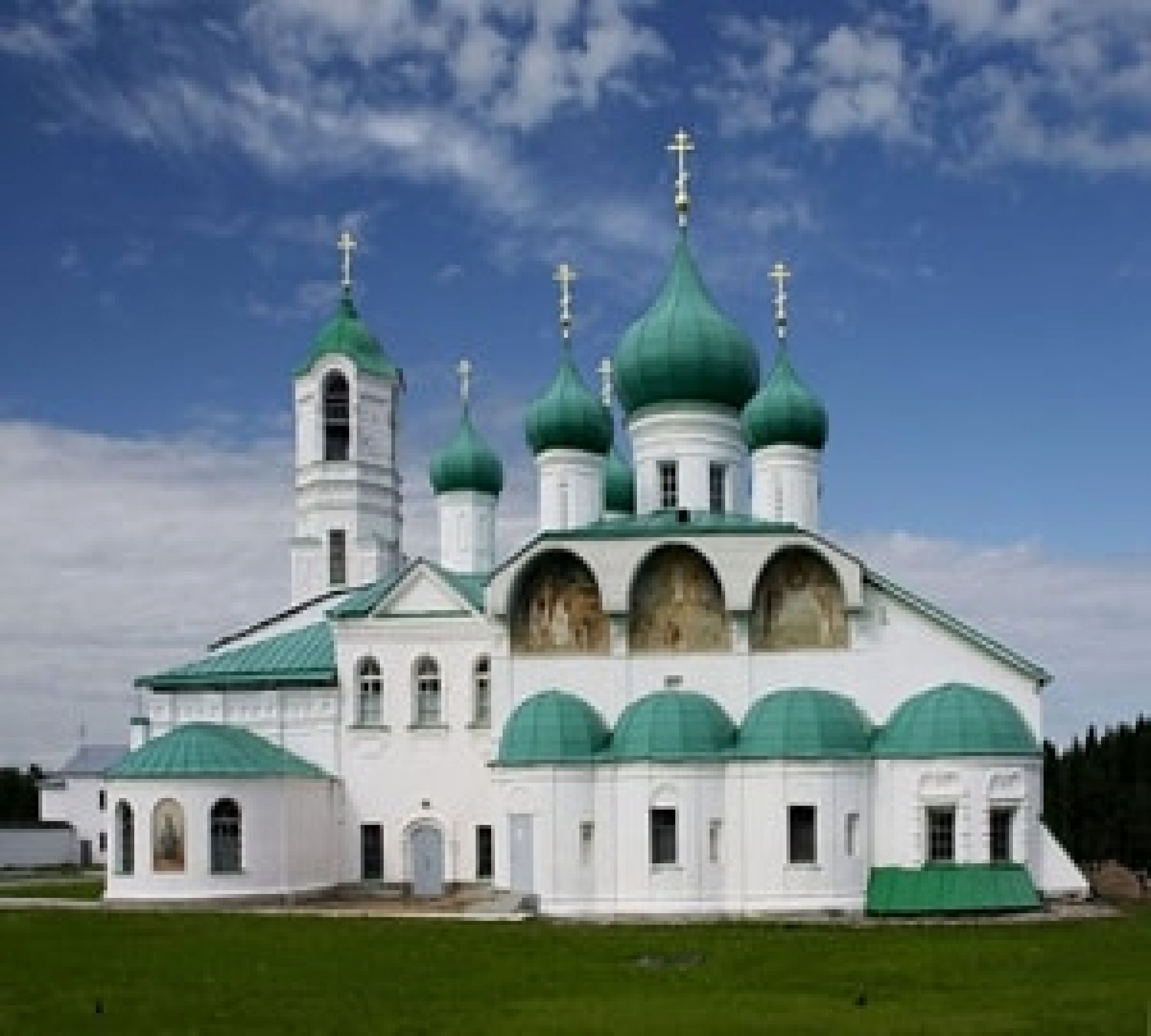 Достопримечательности исвятыни Свято-Троицкого Александро-Свирского  монастыря